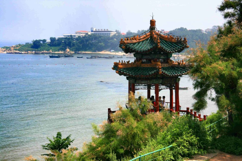 Лучшие морские курорты Китая