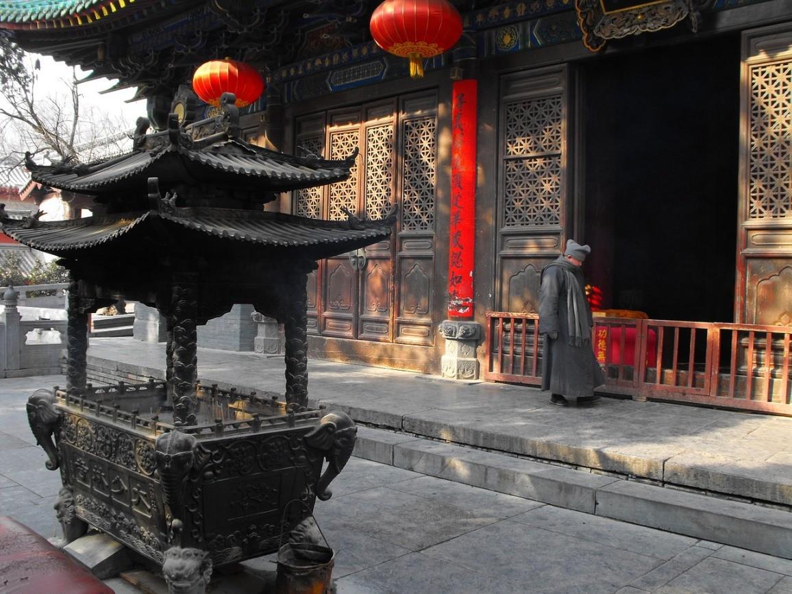 Достопримечательности Чжэнчжоу: храмы мастеров древности