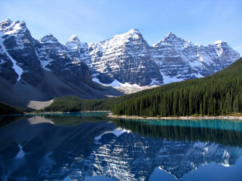 Первобытная природа и урбанизация, или шесть лучших городов Канады