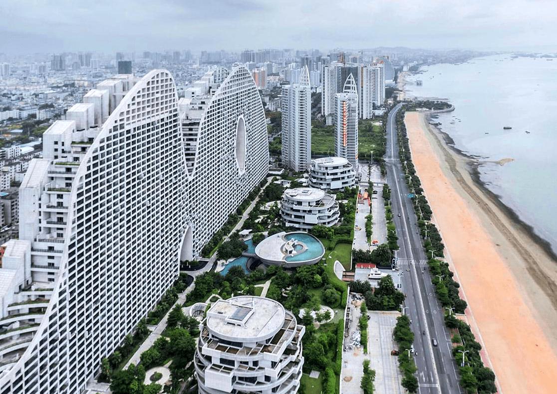 Город Бэйхай, Китай