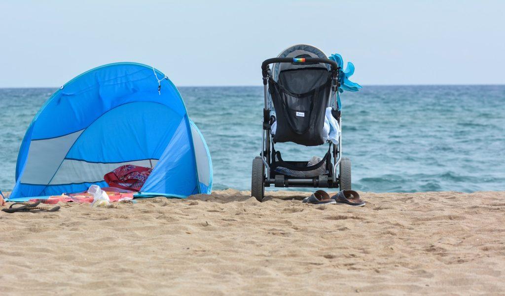 С ребенком на отдых: основные правила.