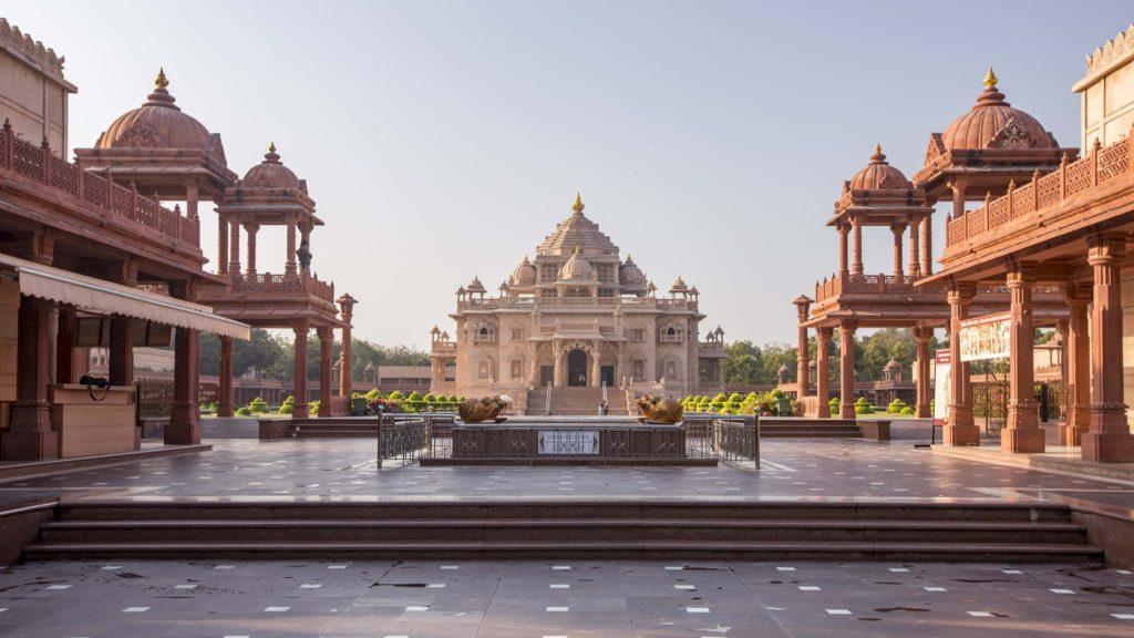 Акшардхам в Дели, Индия