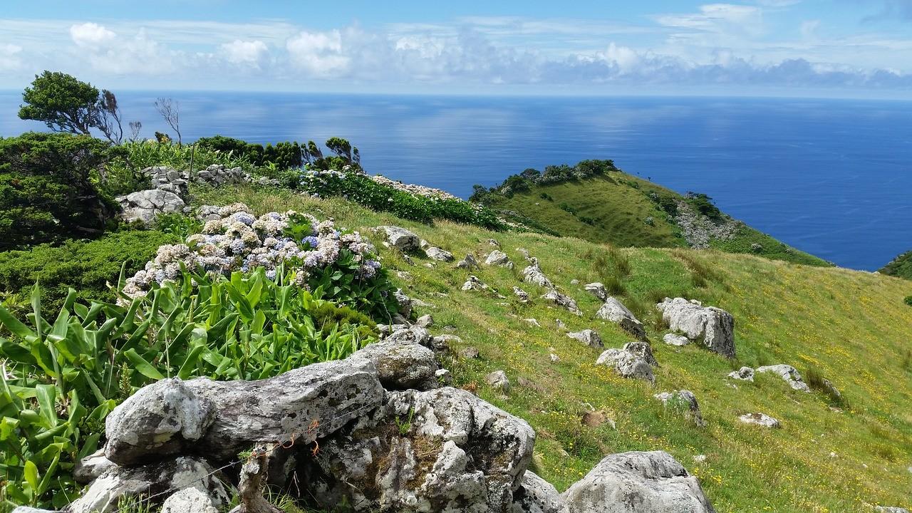 Гортензии и вулканы: отдых на Азорских островах
