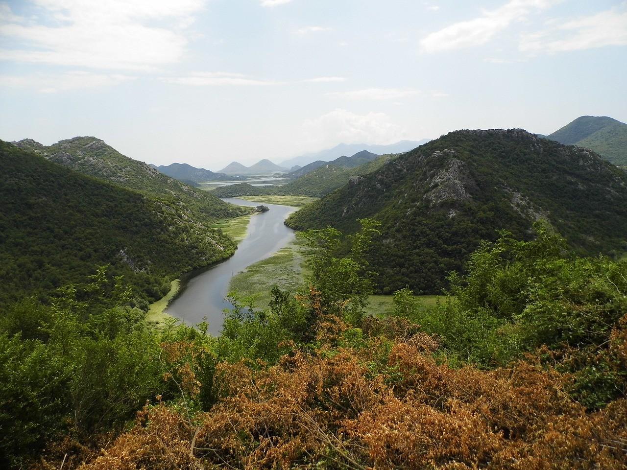 Черногория пейзаж