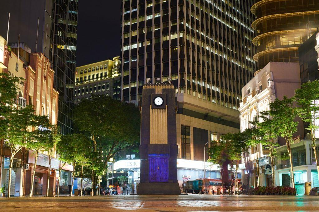 Центр города Куала Лумпур, Малайзия