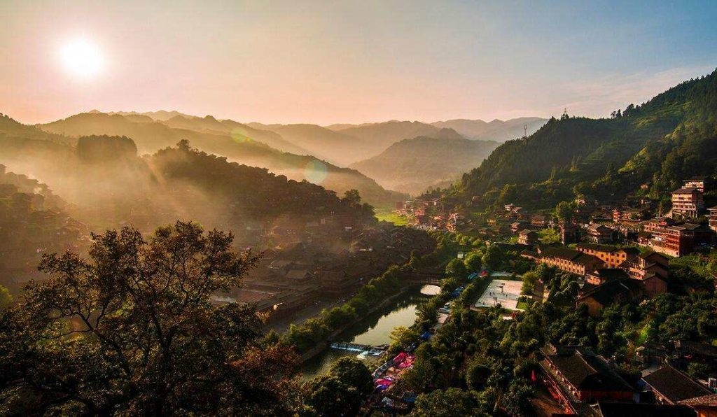 Самые невероятные достопримечательности Китая: провинция Гуйчжоу