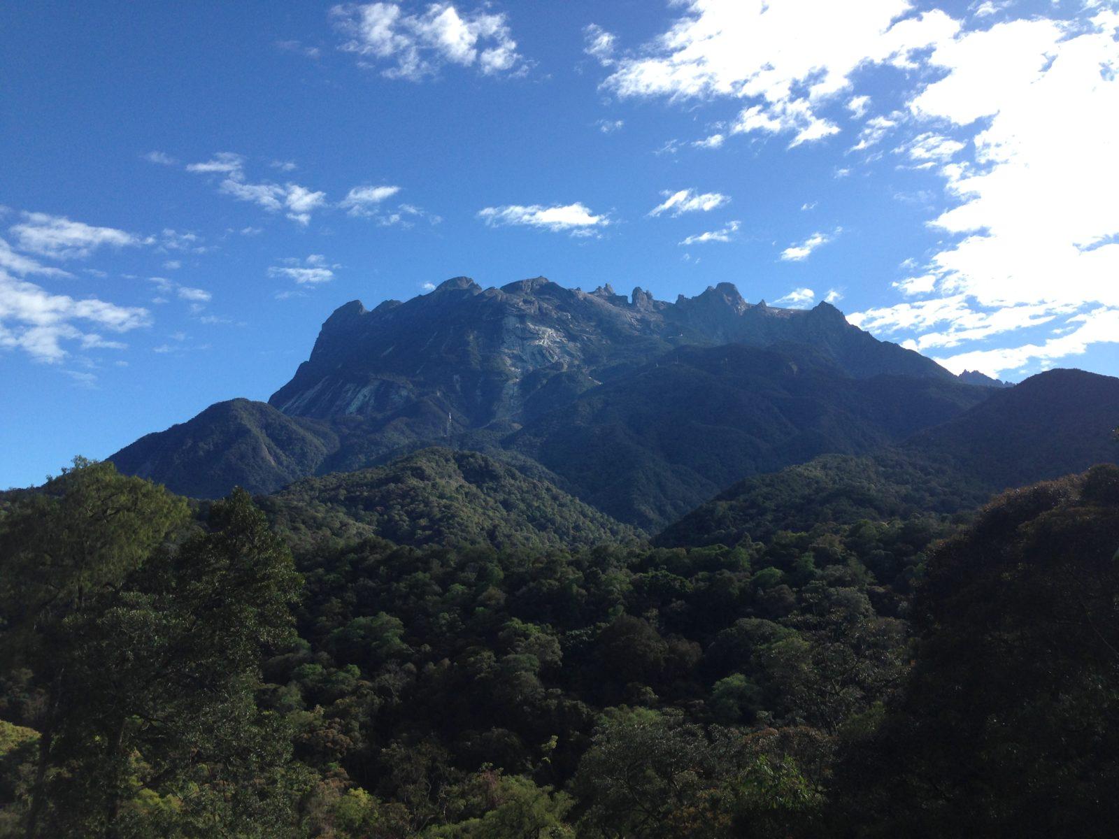 Гора Кинабалу Борнео