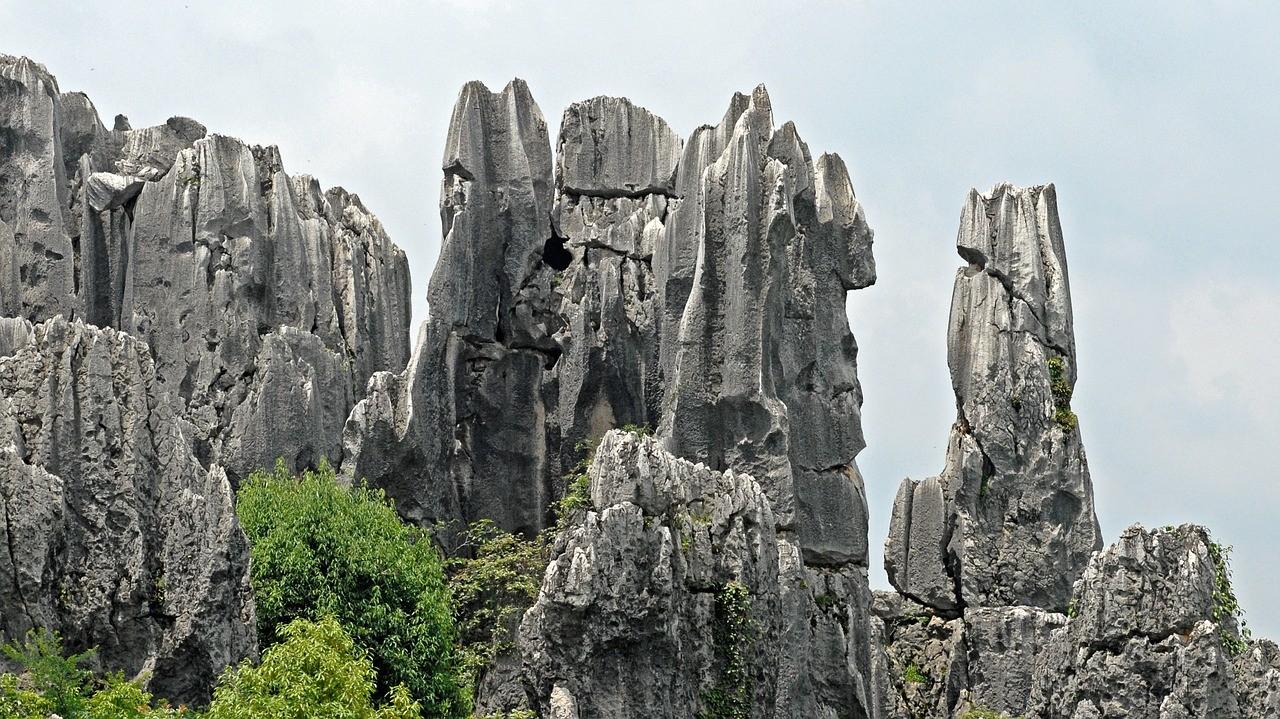Каменный лес, Куньмин, Юньнань, Китай