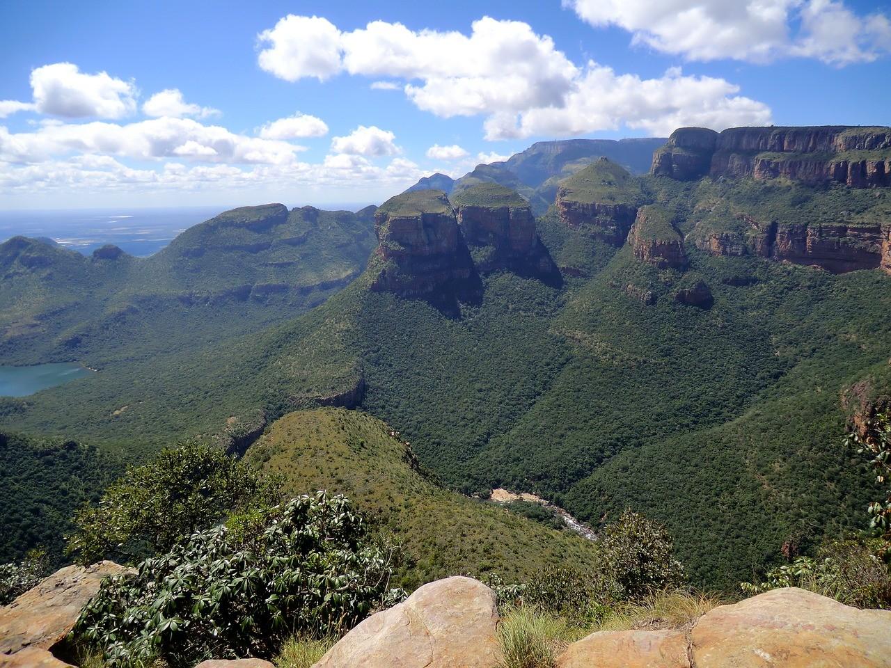Прекрасная и опасная природа Африки: ЮАР