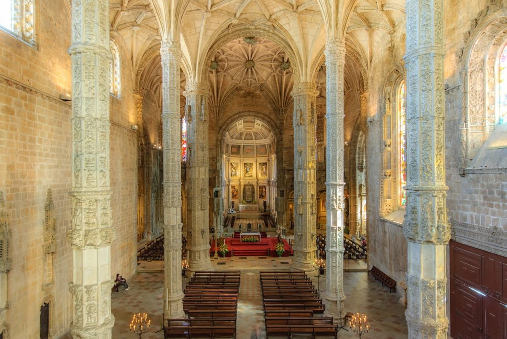 Топ-10 архитектурных шедевров Лиссабона
