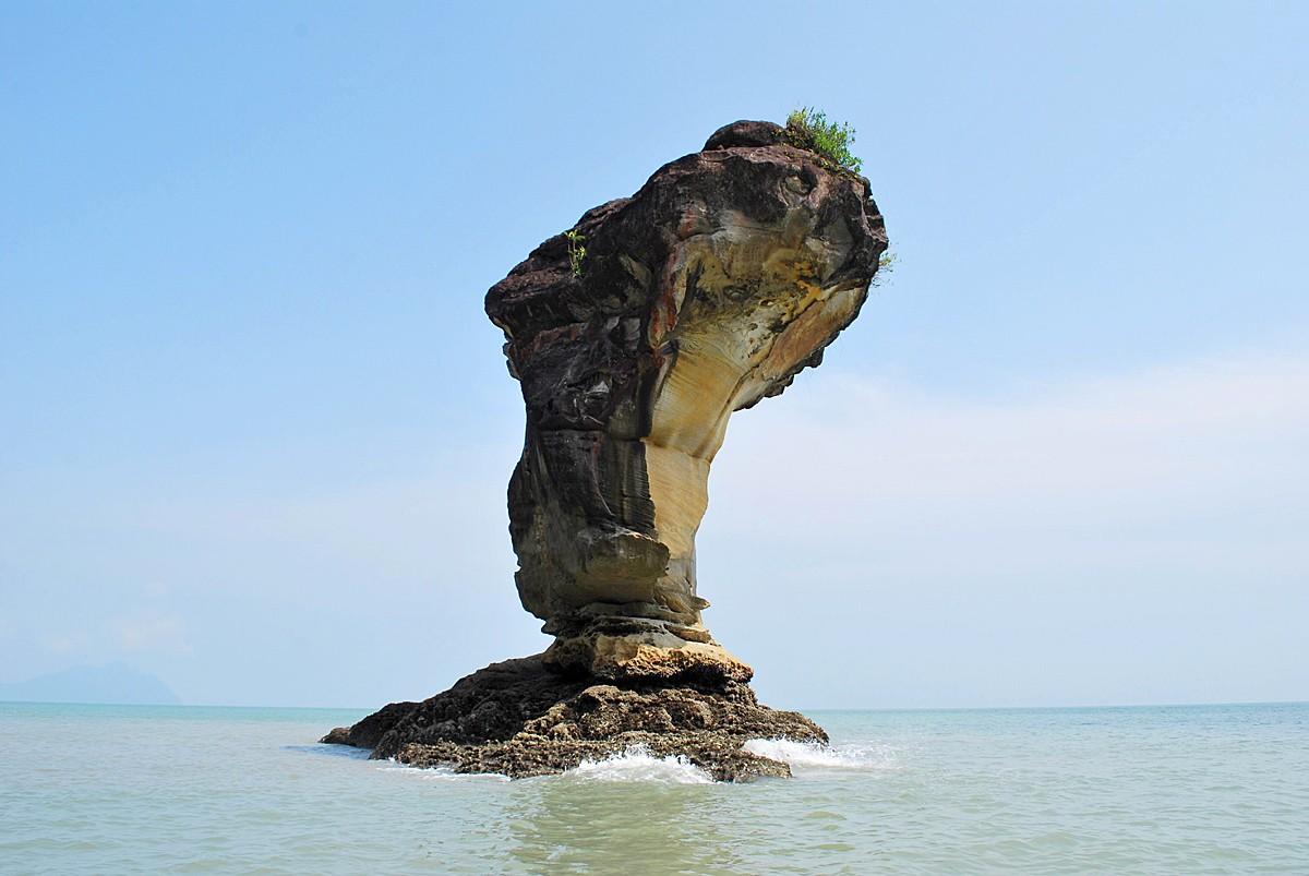 Национальный парк Бако Борнео
