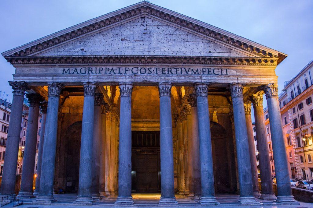 Пантеон Рим Италия