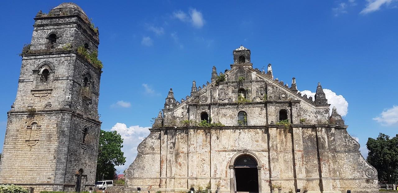 Паоау церковь лусон филиппины