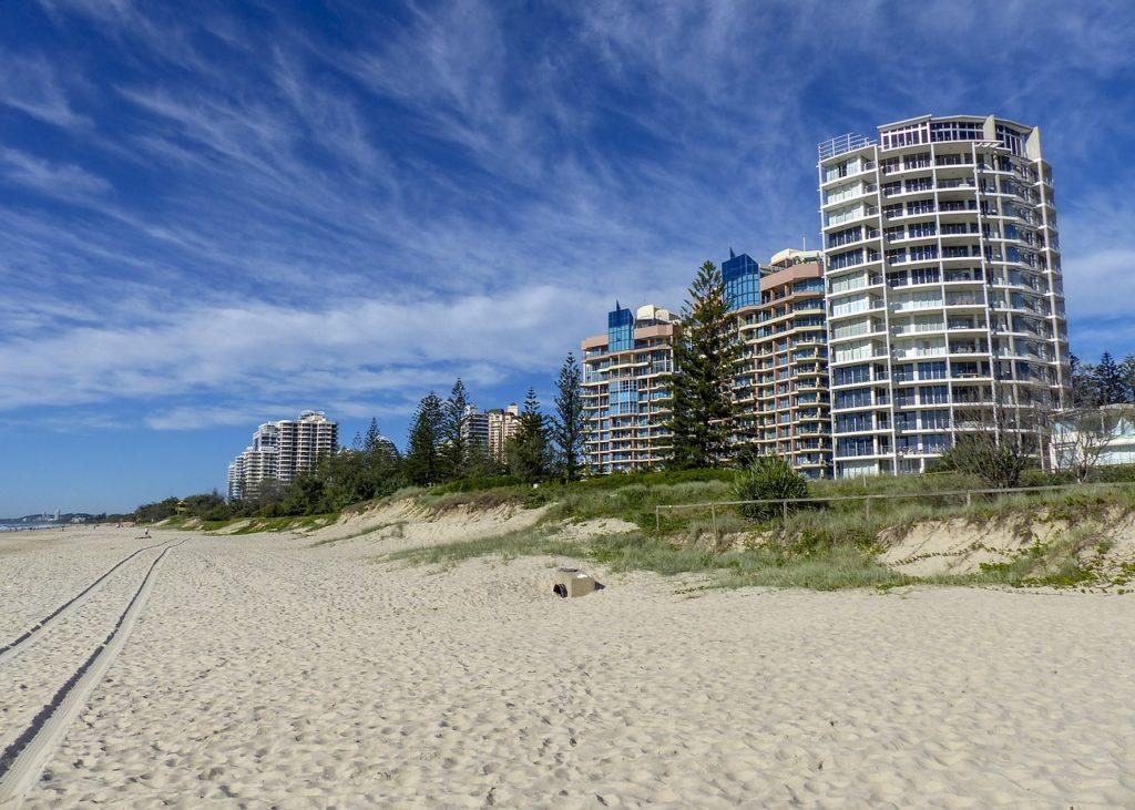 Золотые берега Австралии или город Голд Кост
