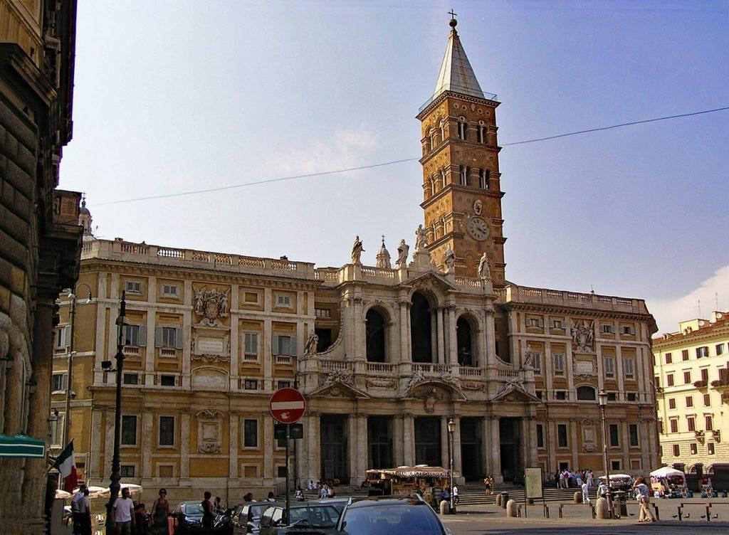 Санта-Мария-Маджоре Рим Италия