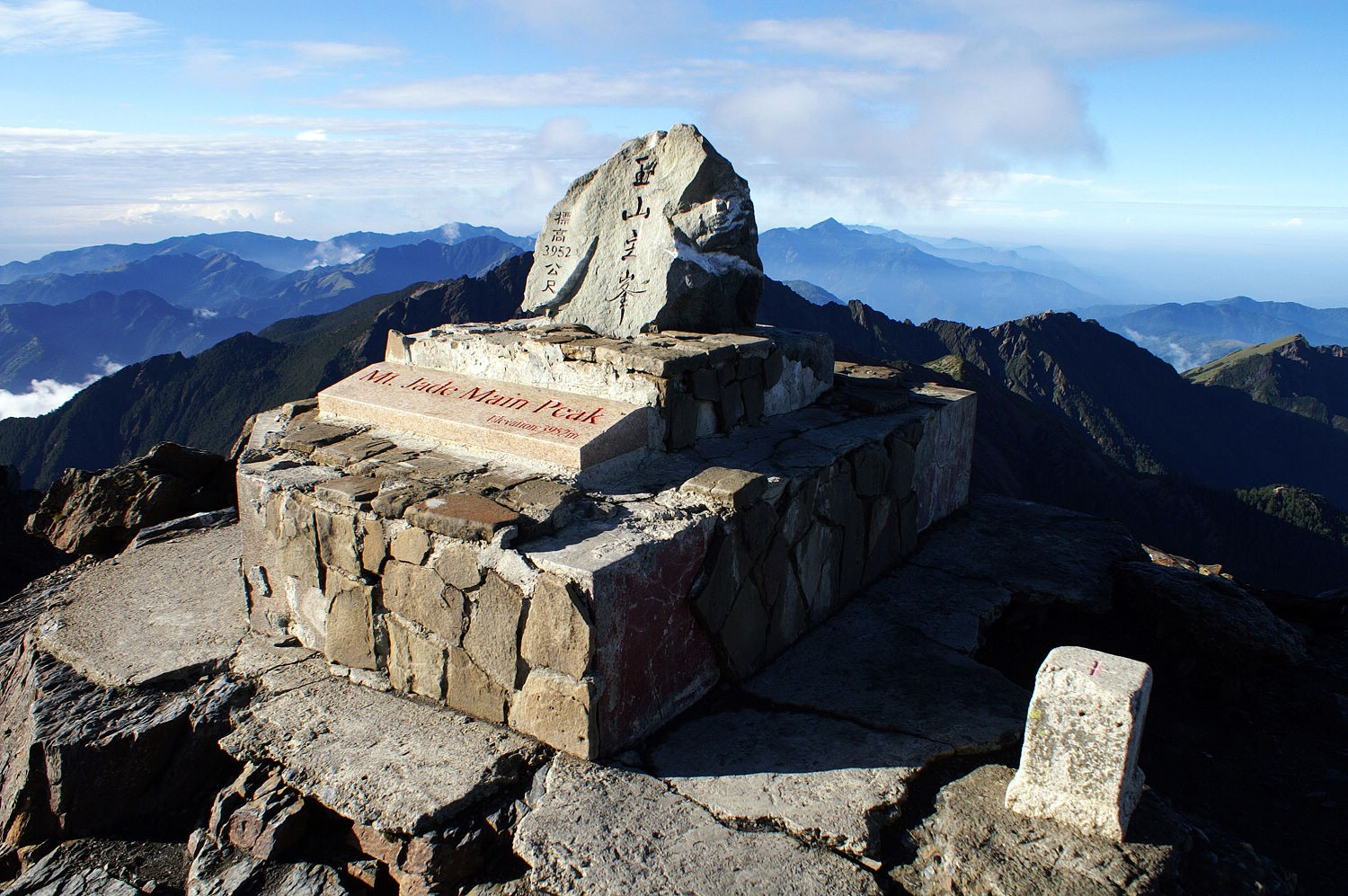 Самые высокие и знаменитые горы в Китае