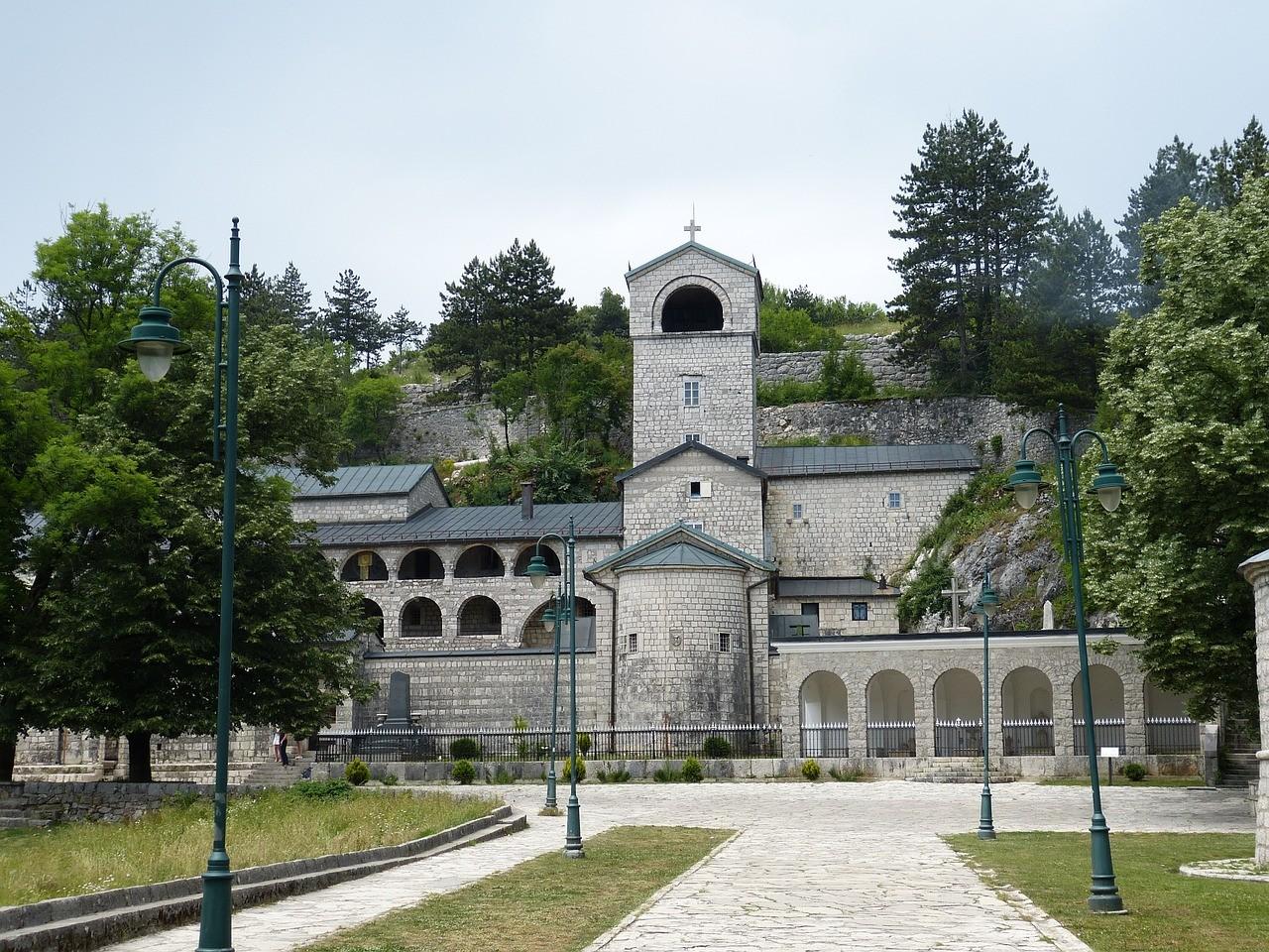 цетинский монастырь черногория