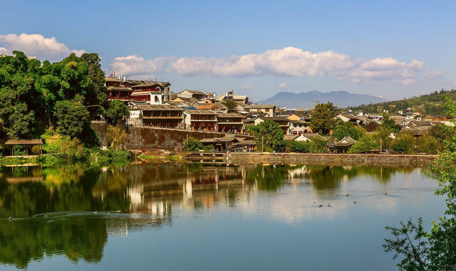 деревня Хэшунь, Юньнань