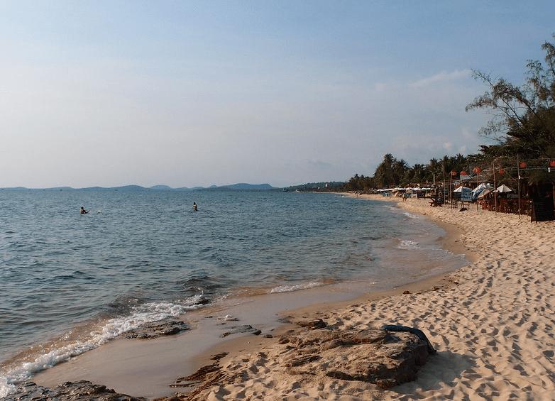 Дуонг Донг пляж, Фукуок, Вьетнам