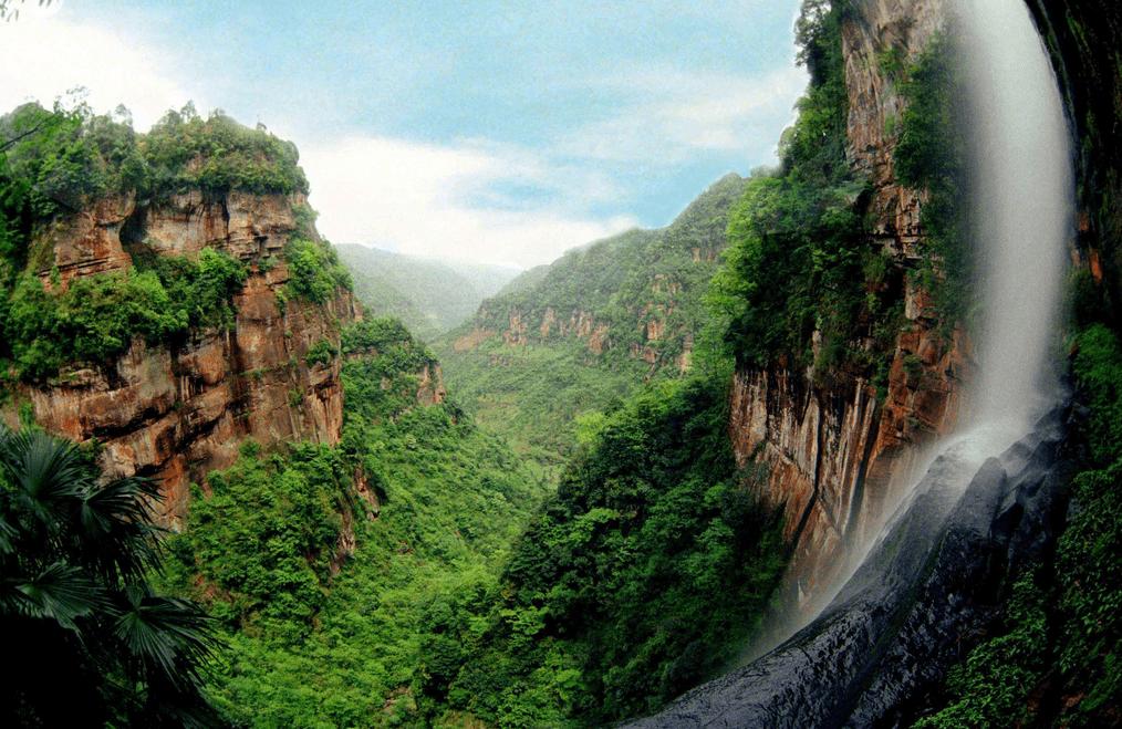 Город Чишуй, Гуйчжоу, Китай