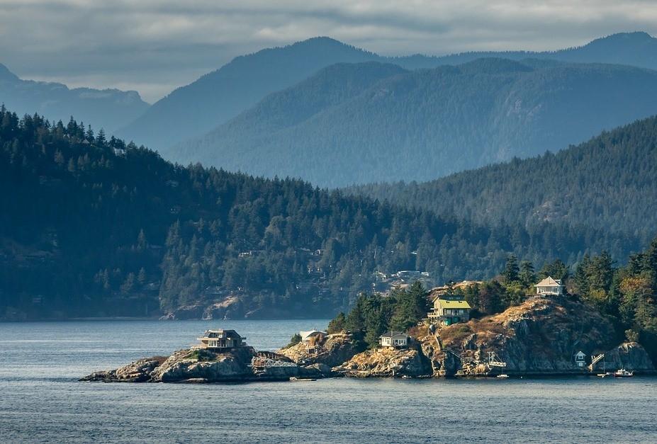остров Ванкувер Канада
