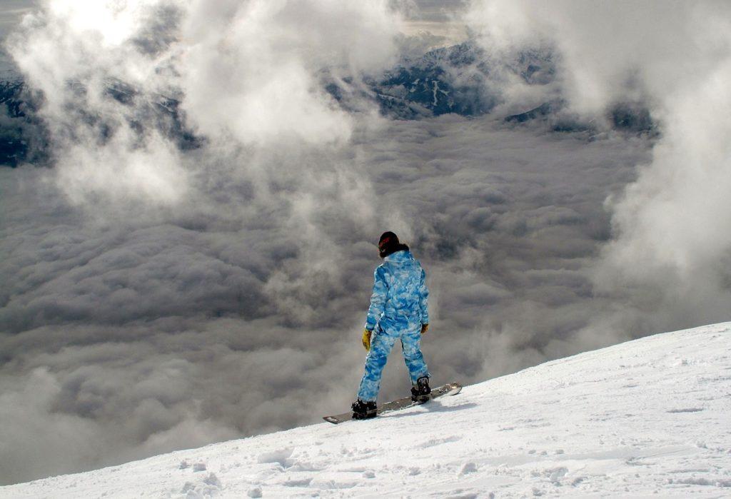сноуборд аргентина