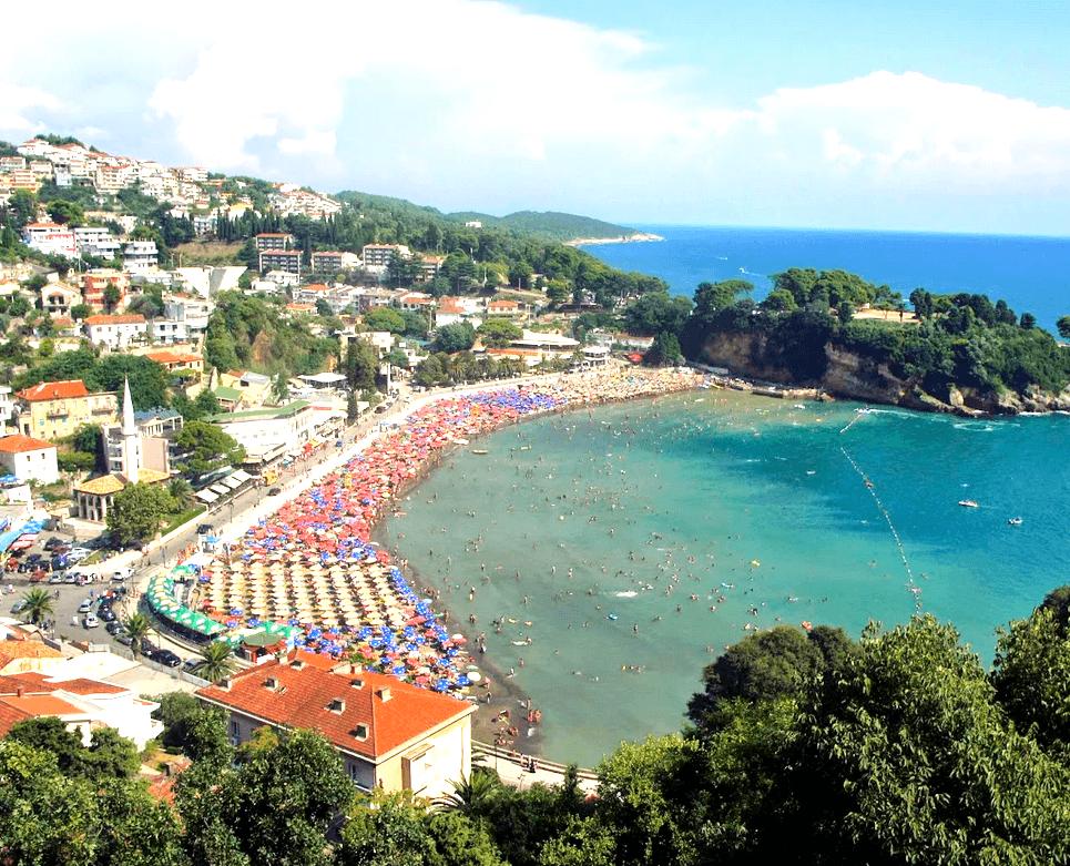 ульцинь черногория
