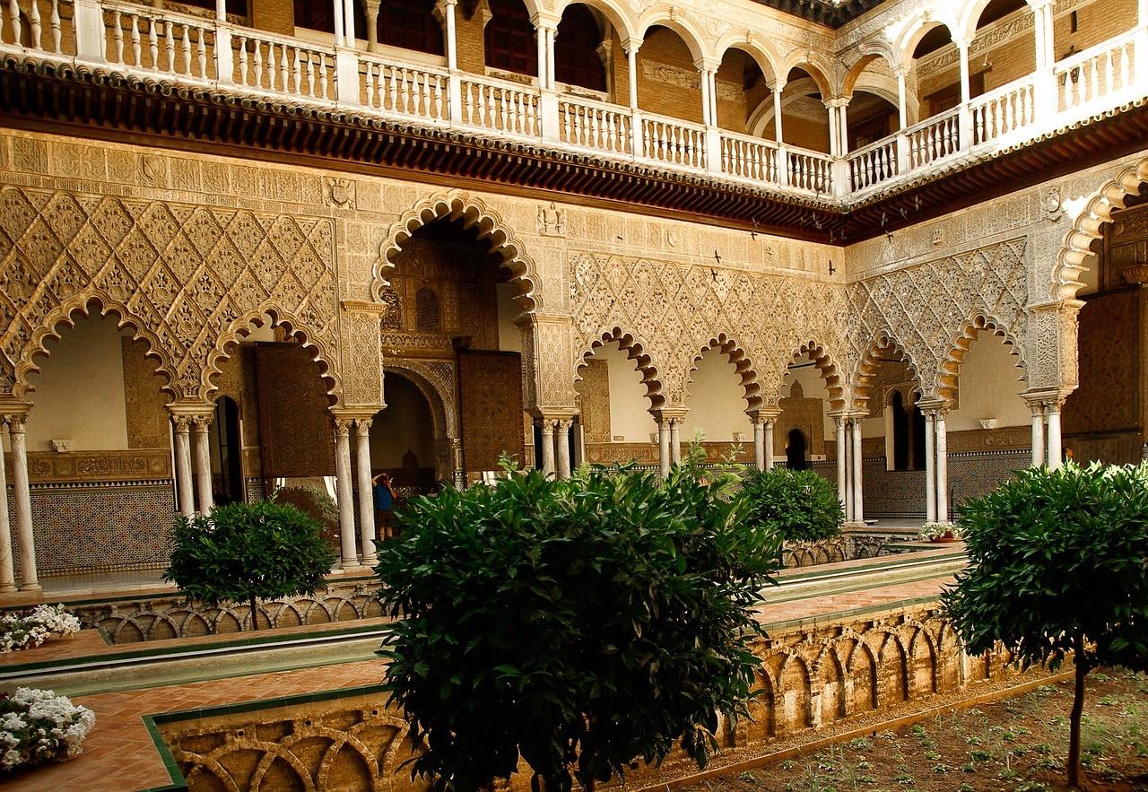 Алькасар, Севилья (The Alcazar, Seville),Испания