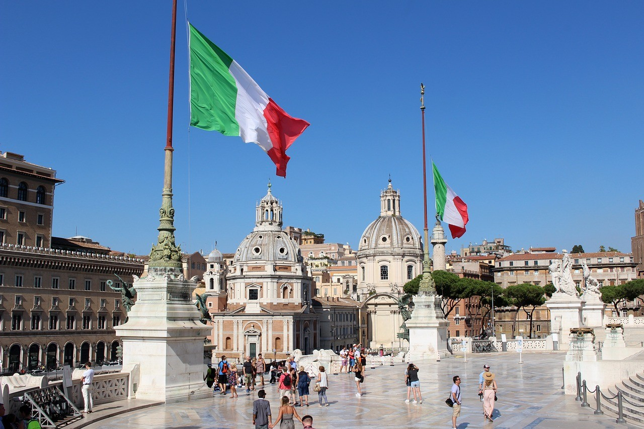 Бесплатные Площади Рима, Италия