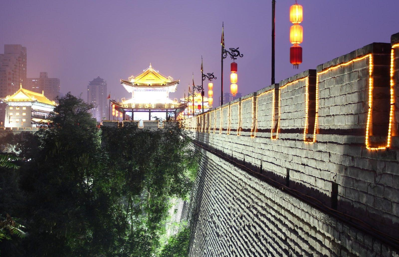 Историческое наследие Китая: достопримечательности Сианя