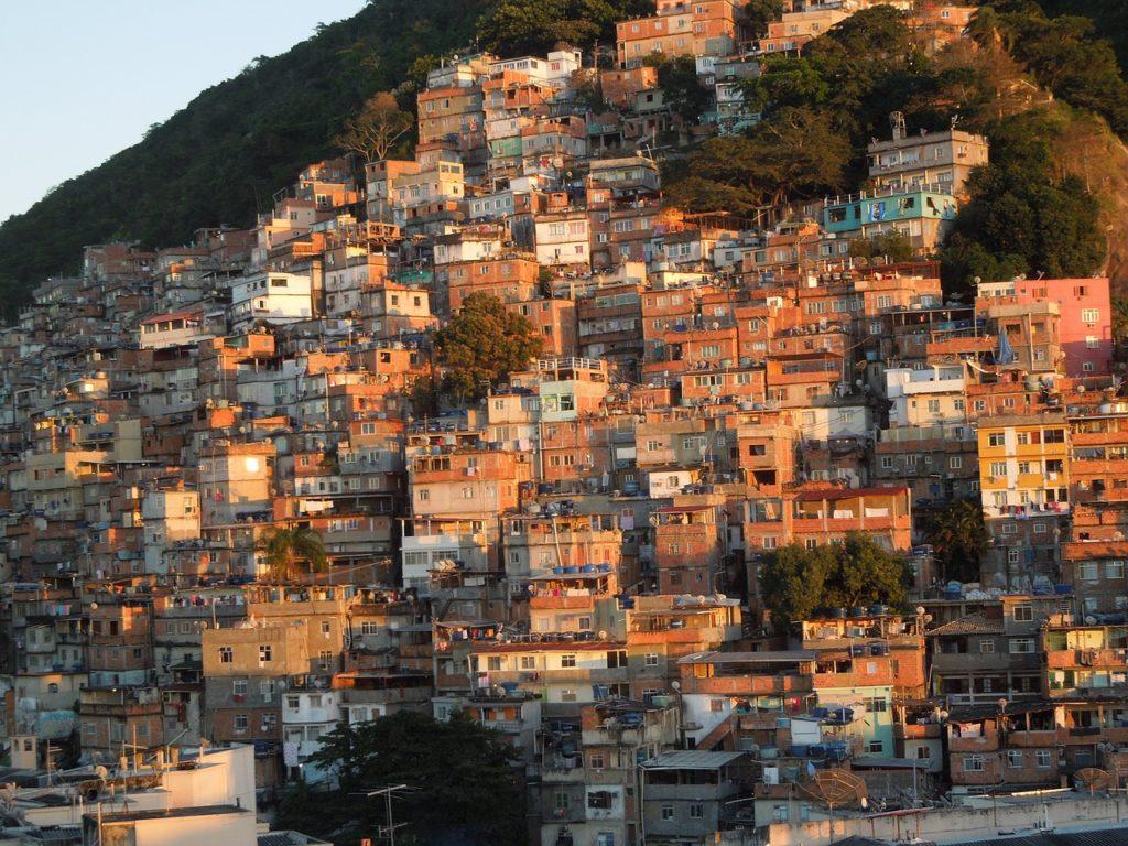 Фавелы Рио де Жанейро, Бразилия