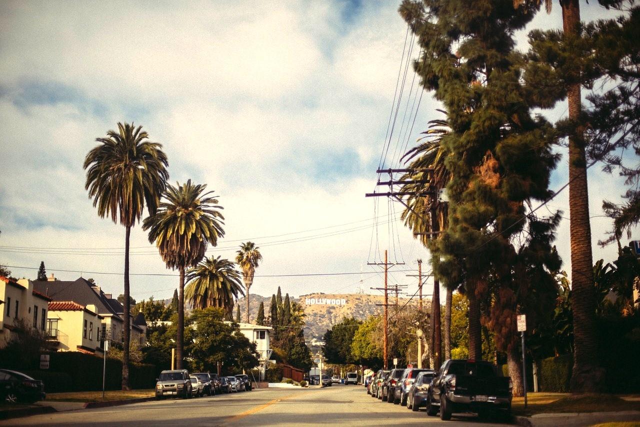 Голливуд, Лос Анджелес. США