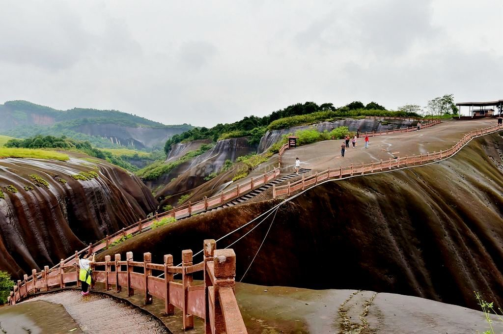 Гора Фэйтень, Чэньчожоу, Китай