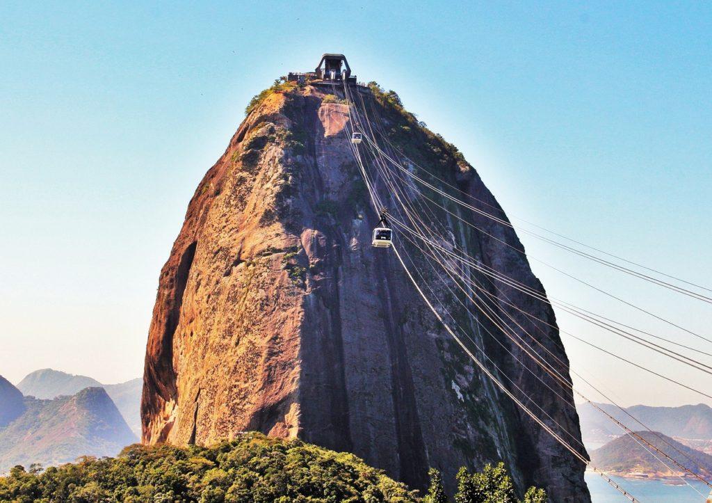 Гора Шугар Лоаф, Рио де Жанейро