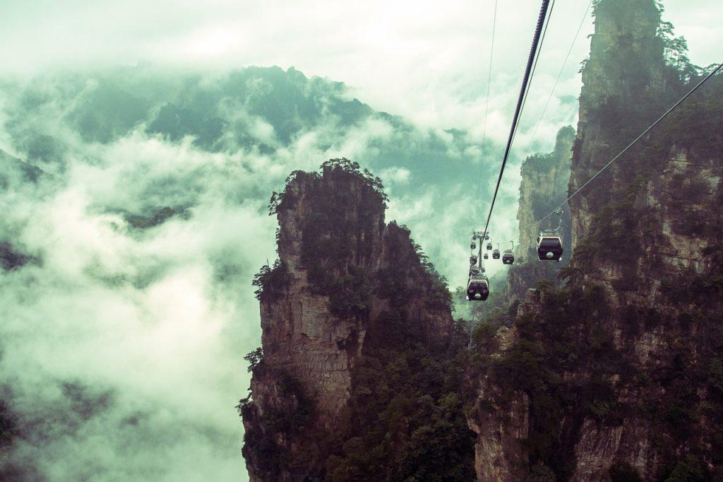 Горы Аватара, Чжанцзяцзе, Китай