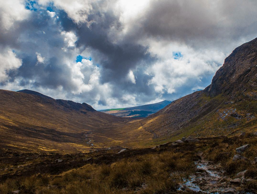 Горы Морн (Mourne Mountains), Северная Ирландия