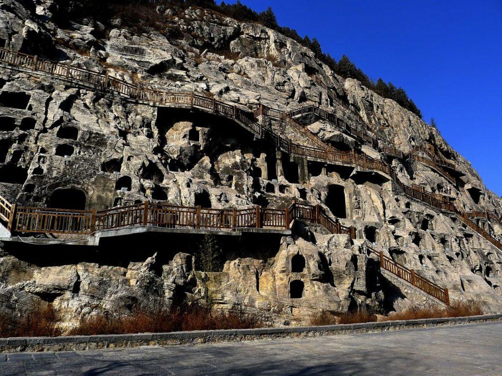 Грот Лунмэнь, Лоян, Китай