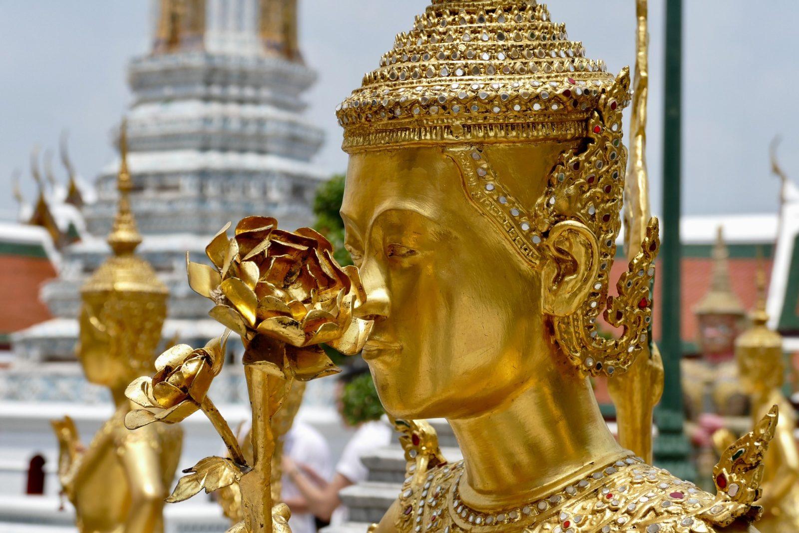 Разнообразие и величие храмов Таиланда