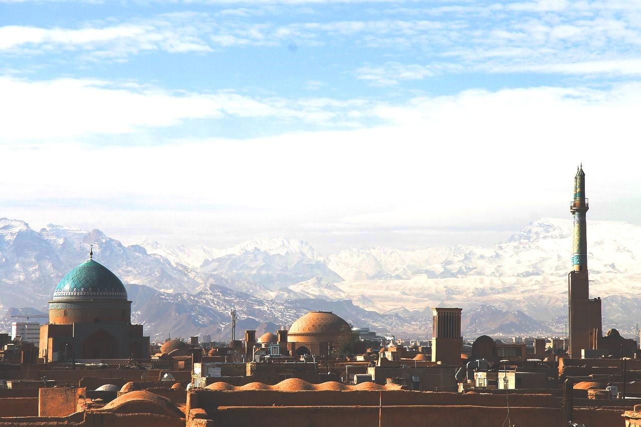 Иран, столица