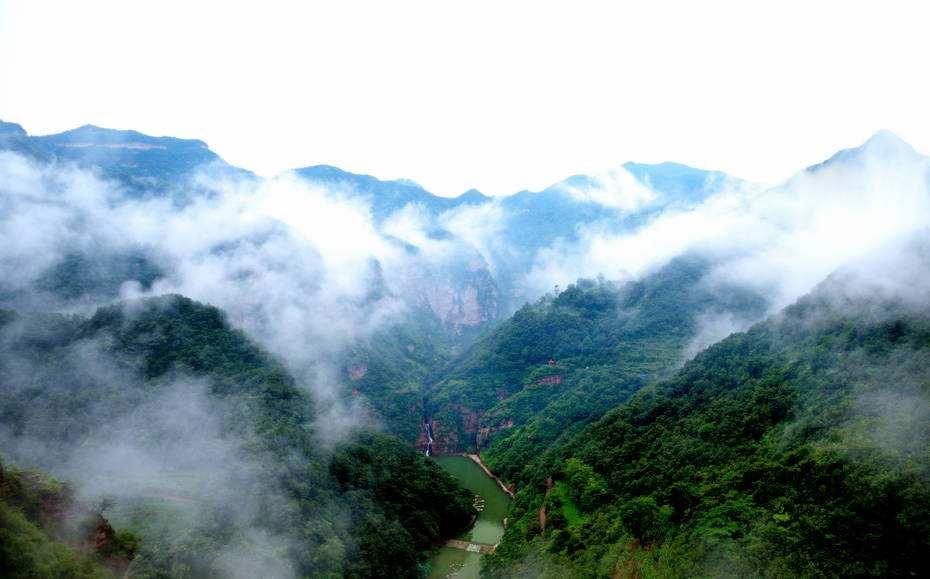Канъон Лунтан, Лоян, Китай