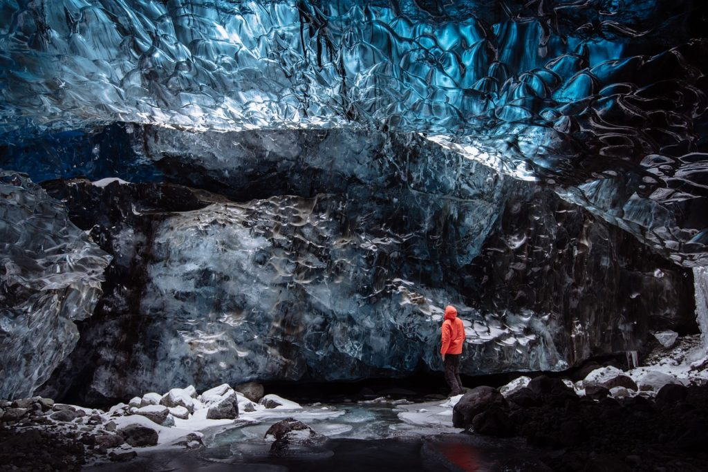 Ледники в Исландии