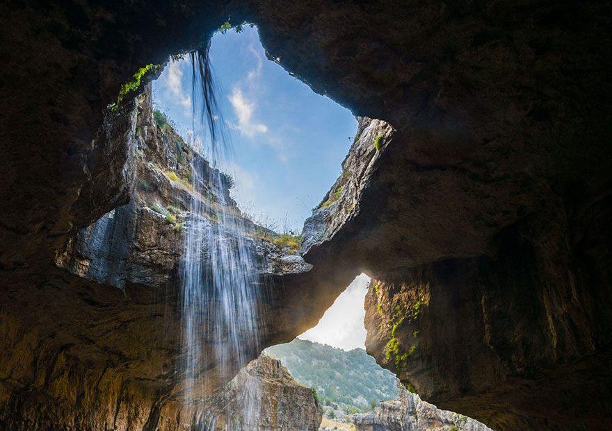 Ливан, Водопад Баатара