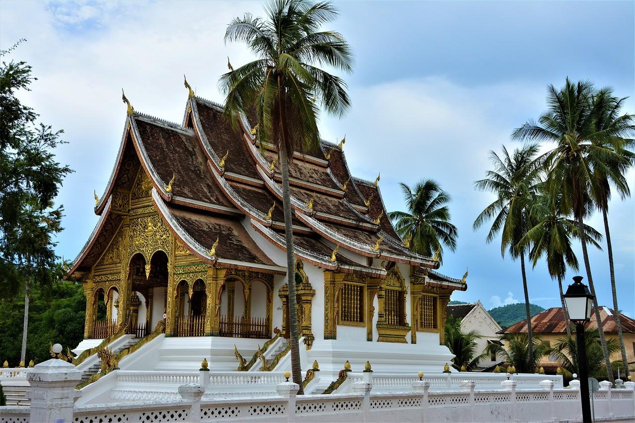 Луангпрабанг, Лаос