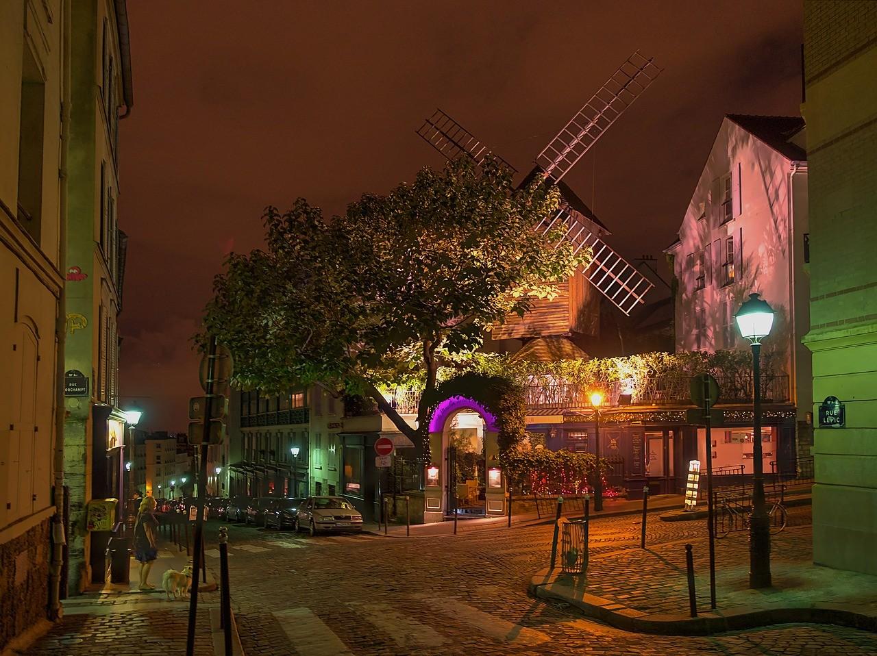 Монмартр, Париж