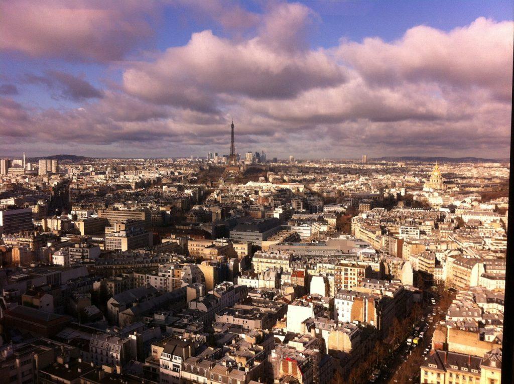 Монпарнас, париж