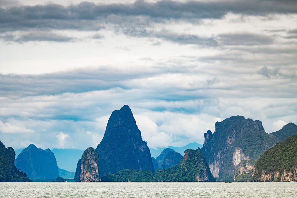 Морской парк Ао Пханг Нга, Таиланд