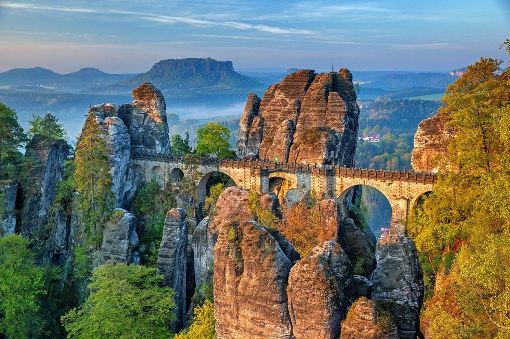 Мост в Швейцарии