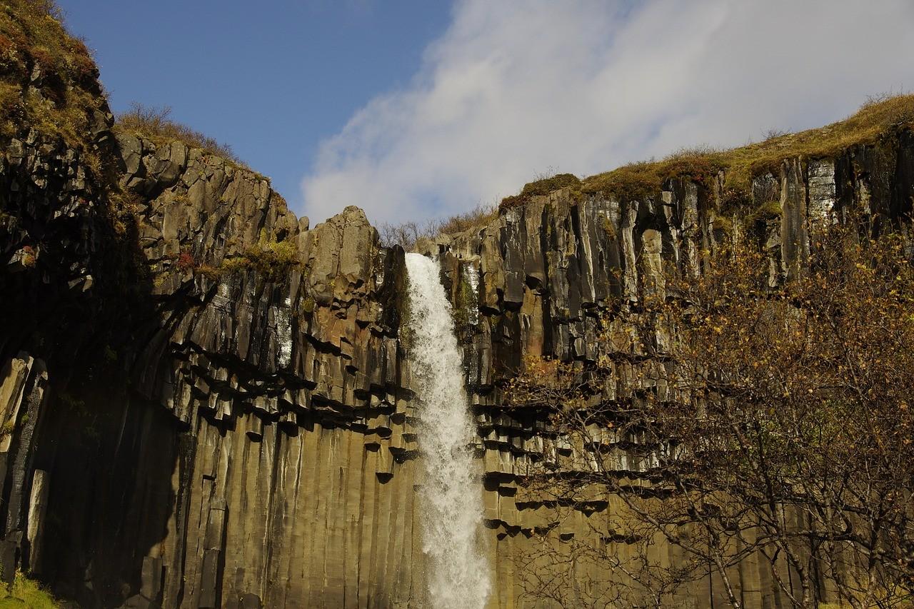 Национальный парк Скафтафетль, Исландия