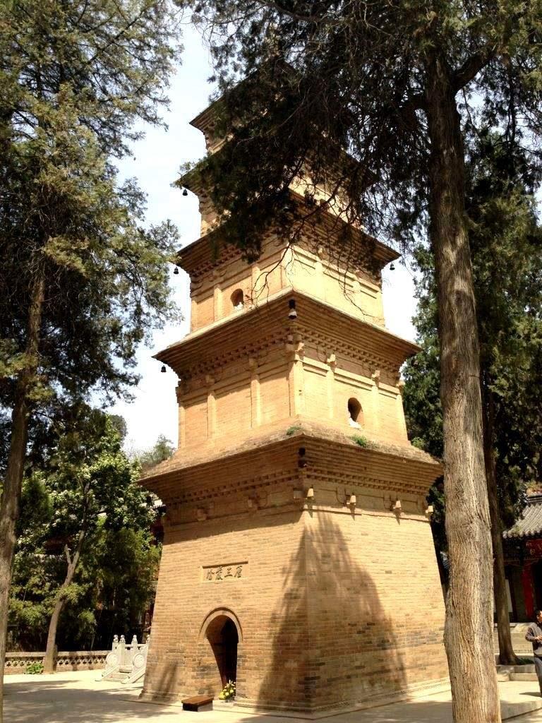 Пагода Синцзяо