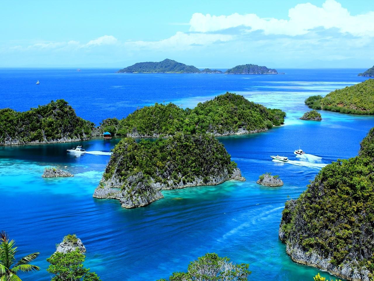 Папуа, Индонезия